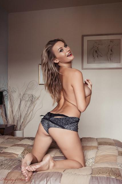Porschia Black Lingerie Purple Couch Nudes Hayleys Secrets Tubegals 1