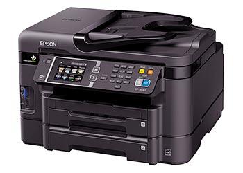 epson wf-4640 software