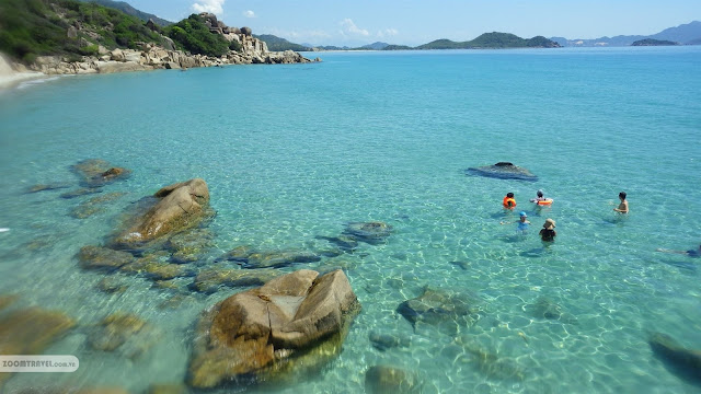 Top ten most beautiful islands of Vietnam travel