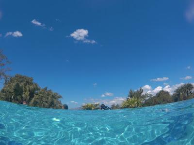 A photo of a swimming pool at Anvaya Cove