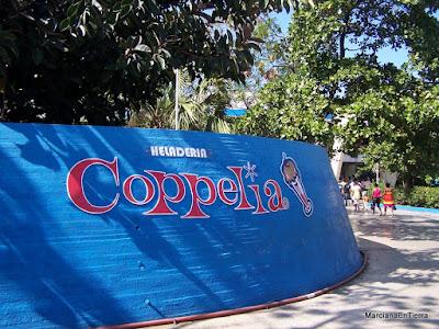Heladería Coppelia, La Habana