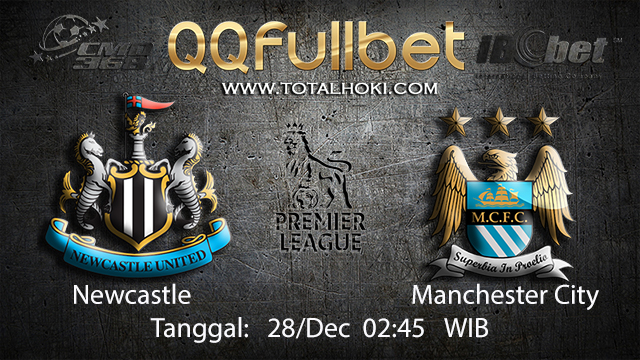 PREDIKSIBOLA - PREDIKSI TARUHAN BOLA NEWCASTLE VS MANCHESTER CITY 28 DESEMBER 2017 ( ENGLISH PREMIER LEAGUE )