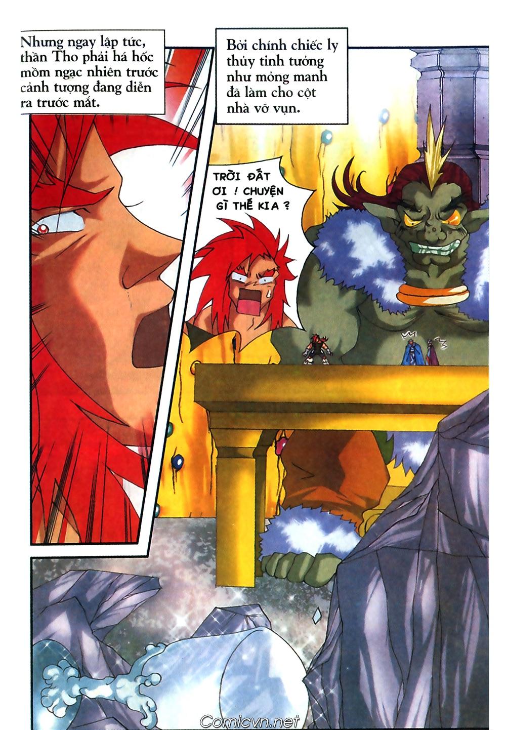 Thần thoại Bắc Âu - Chapter 37: Lão cha dượng xấu tính - Pic 26