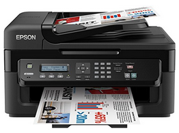 Epson WorkForce WF-2520NF Driver Download - Windows, Mac