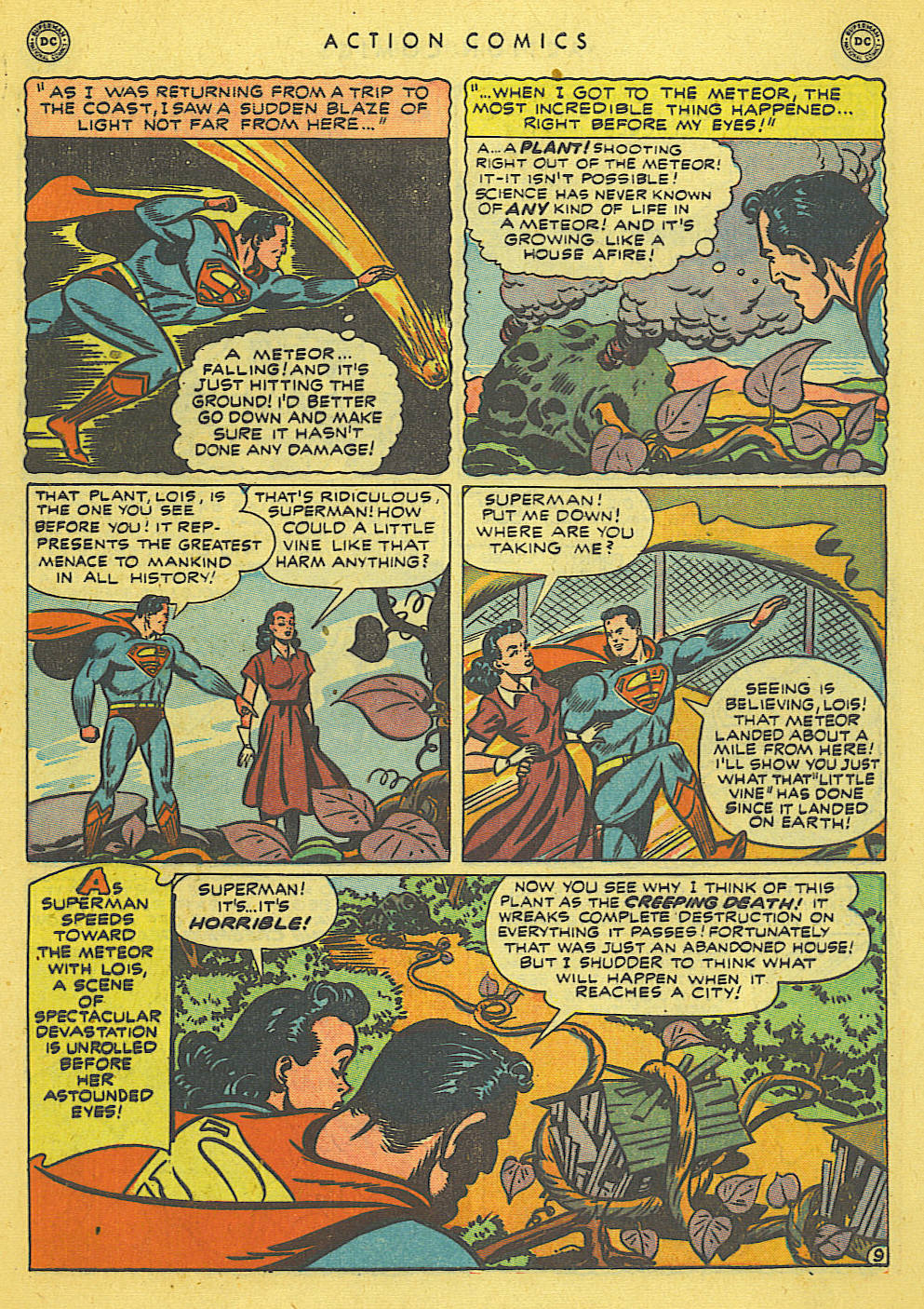 Read online Action Comics (1938) comic -  Issue #140 - 11