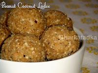 Coconut Sesame Seeds Ladoo