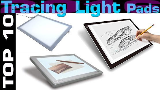 Top 10 Review Products-Top 10 Tracing Light Pads 2016