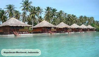 Resort Kepulauan Mentawai