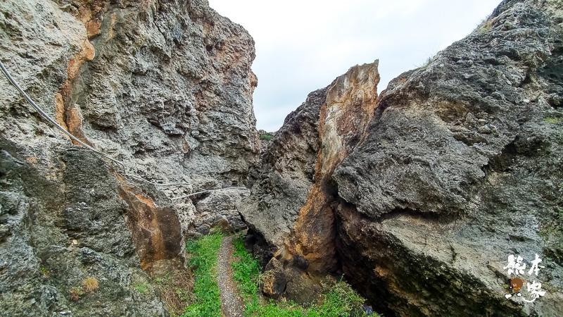 消失半個世紀的遺跡|小琉球永安橋遺址~近烏鬼洞落日亭中間|賞落日夕陽藍海亭