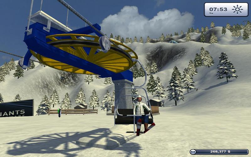 dream games ski region simulator 2012. Black Bedroom Furniture Sets. Home Design Ideas