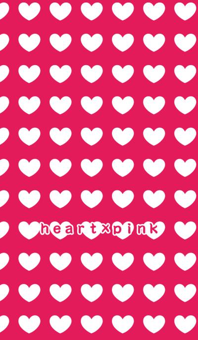 heart*pink