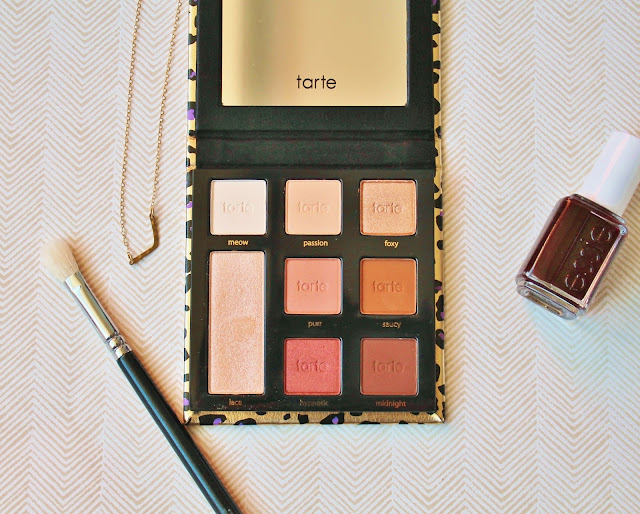 Tarte Maneater Eyeshadow Palette Review and Swatches