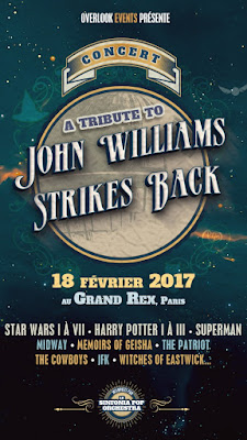 A Tribute to John Williams - Strikes Back
