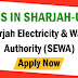 Career Opportunities | Sharjah Electricity & Water Authority (SEWA) - Apply Now