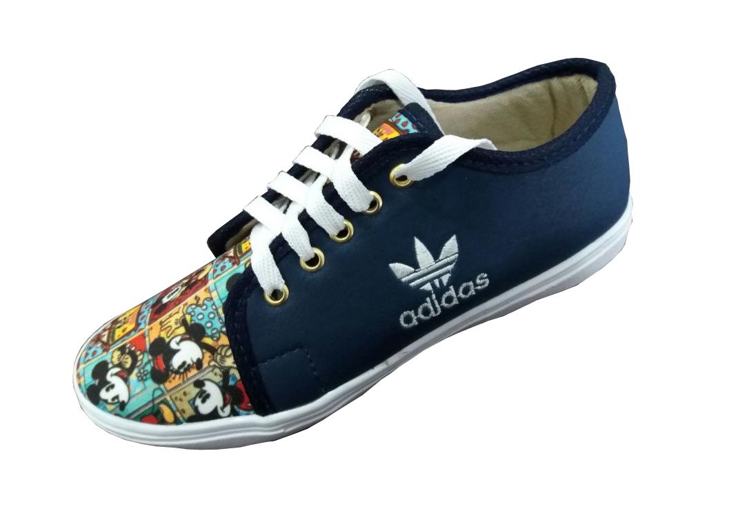 a68aaaf808 Donma Calçados  Tênis adidas Disney Mickey-Minnie