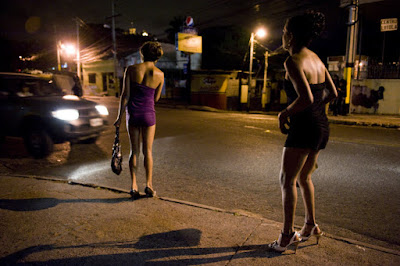 Chief laments over the invasion of community by prostitutes in search of money
