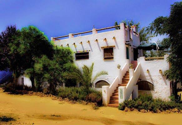 Casa mediterranea alquiler