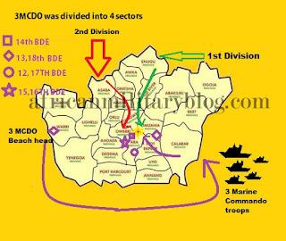 Nigerian biafran civil war