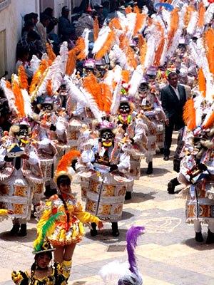 Foto de la Fiestas de la Virgen de la Candelaria en Puno