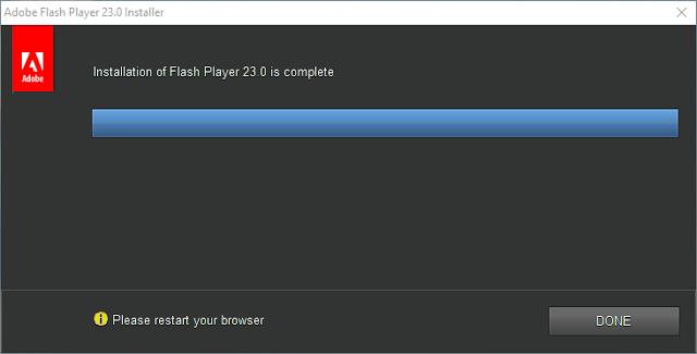 تحميل برنامج أدوبى فلاش بلاير 2018 Adobe Flash Player مجانا