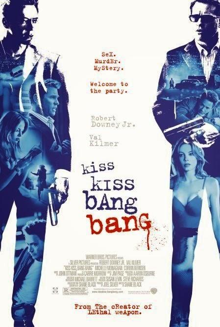 Kiss Kiss Bang Bang ถึงคิวฆ่าดาราจำเป็น [HD]