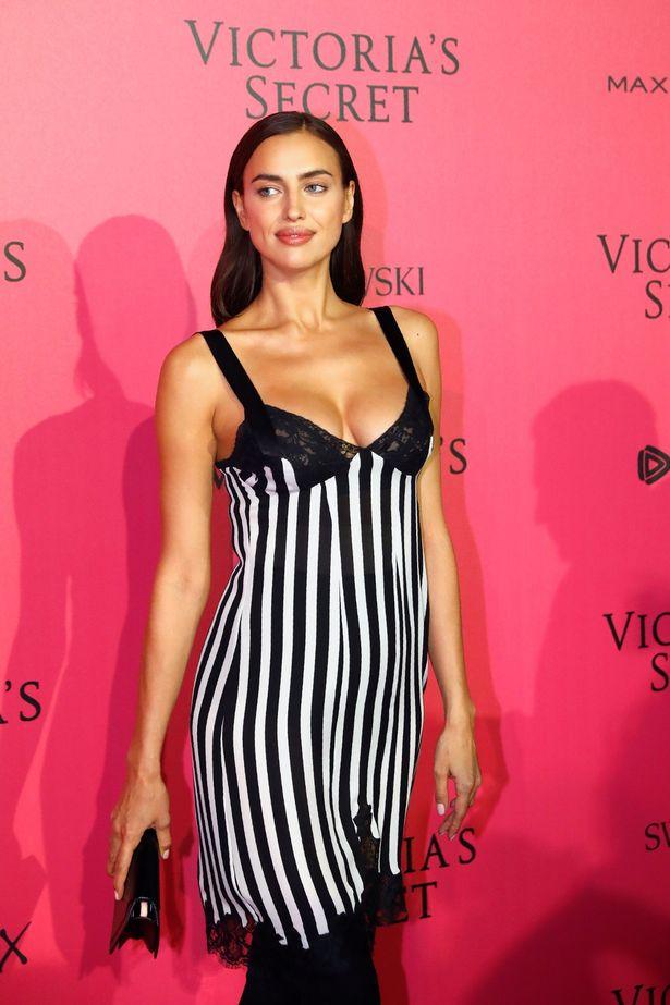 Russian-model-Irina-Shayk-poses-after-ta