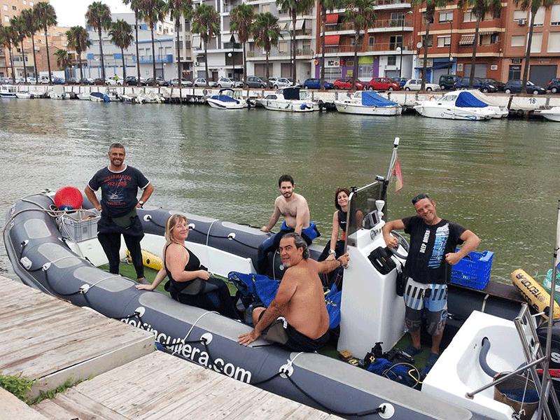 Club de buceo Delfín