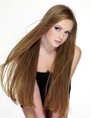Rambut Indah dan Menawan