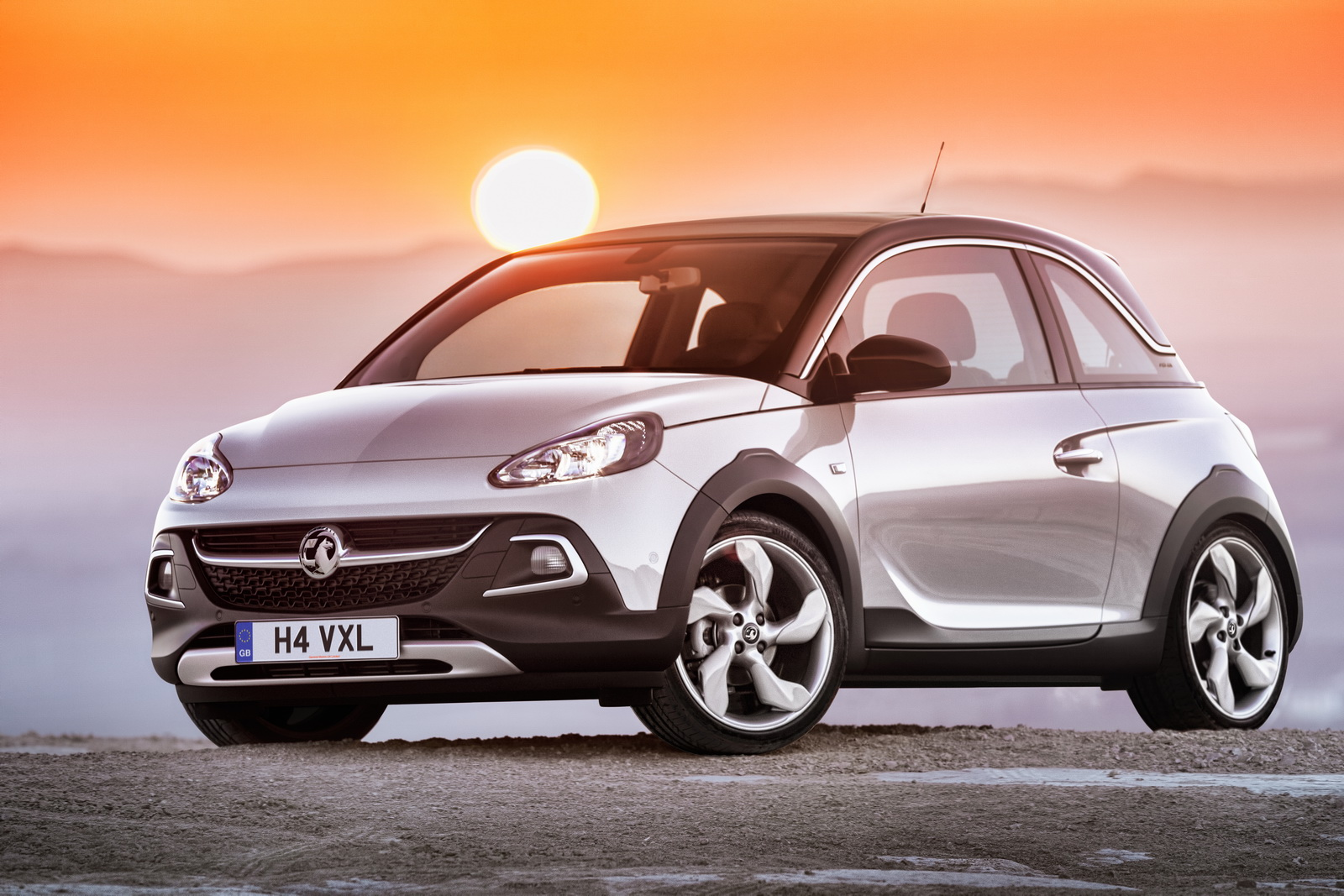 new vauxhall adam unlimited brings more personalisation options. Black Bedroom Furniture Sets. Home Design Ideas
