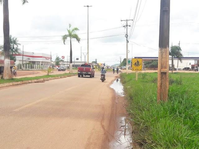 Frota de veículos de Guajará-Mirim lidera ranking de inadimplência