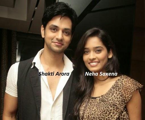 Nach Baliye 7 Contestants   Nach Baliye 2015 Contestants   Shakti Arora and Neha Saxena