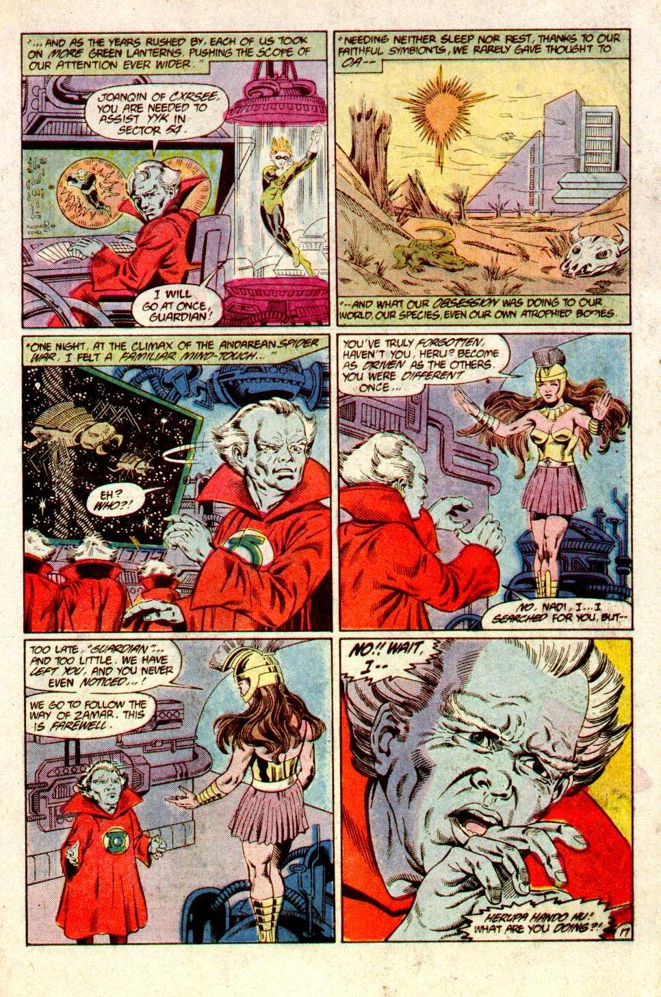 Read online Secret Origins (1986) comic -  Issue #23 - 19