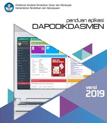 Download Buku Panduan Aplikasi Dapodikdasmen Versi 2019