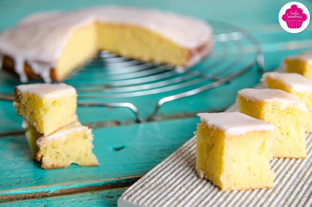 Gâteau Nantais - Recette traditionnelle - parts