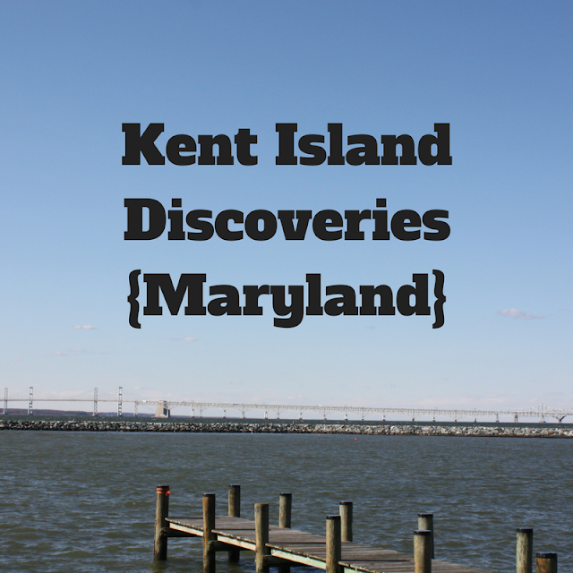 Kent Island Discoveries Maryland