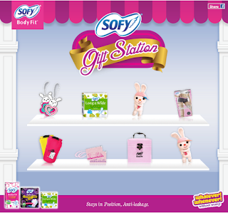 sofy - CONTEST - Sofy Gift Station