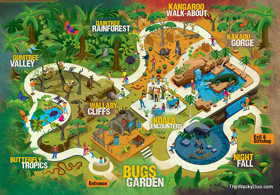 Wild Life Sydney Zoo Review in addition Borneo Rainforest Lodge as well Location together with Field Mustard in addition Arenaltours. on activities for rain