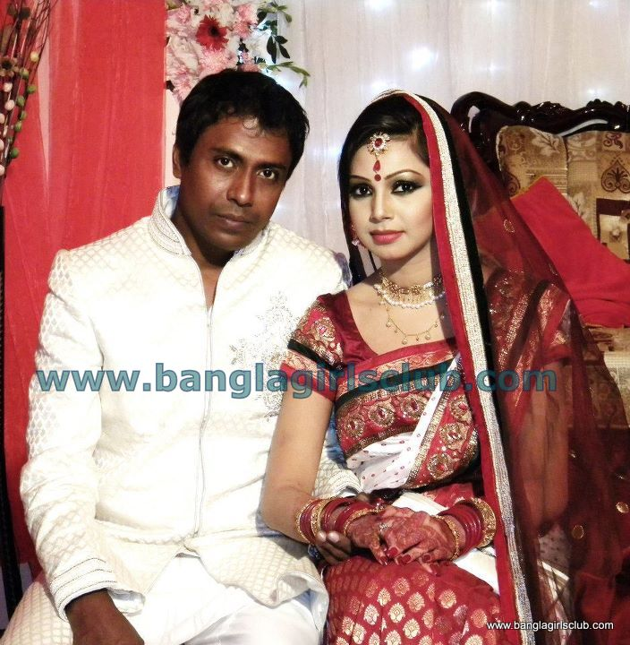 Sadia Jahan Prova: Bangladeshi Model Prova Wedding Pictures