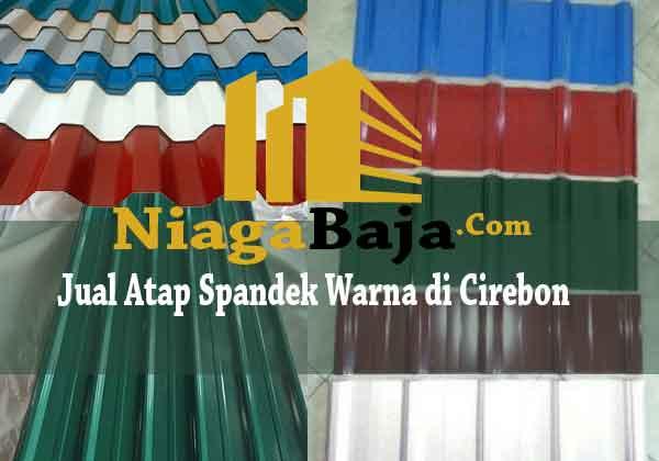 Jual Atap Spandek Warna di Cirebon - Harga Murah Berkualitas