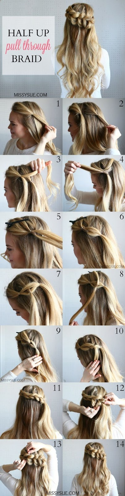 VERSATILE BRAID STYLES FOR GIRLS THAT MUST TRY