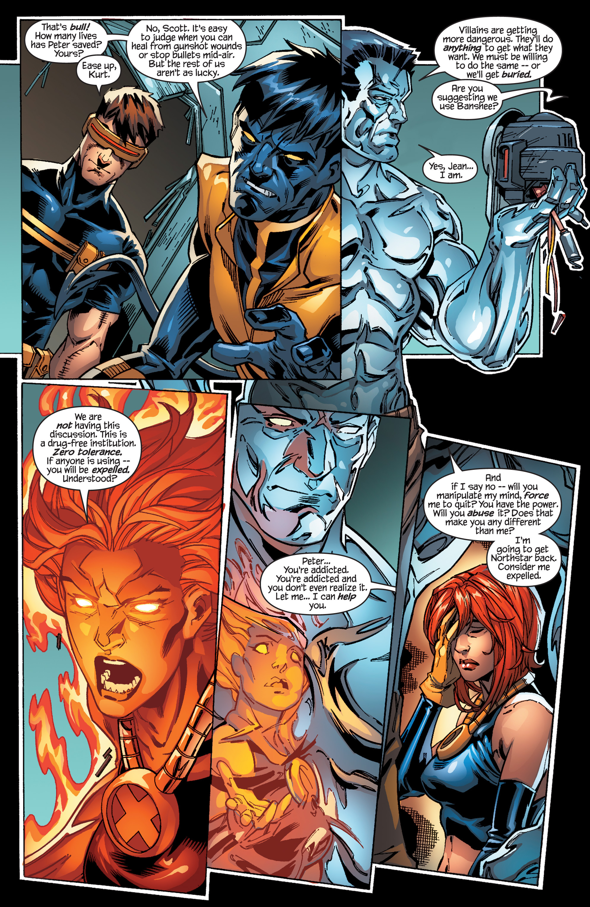 Read online Ultimate X-Men comic -  Issue #94 - 21