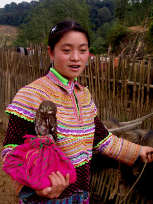 Miao tribus Hmong de Sapa (Vietnam)