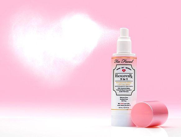 Hangover 3 en 1 spray fixateur Too Faced - Blog beauté