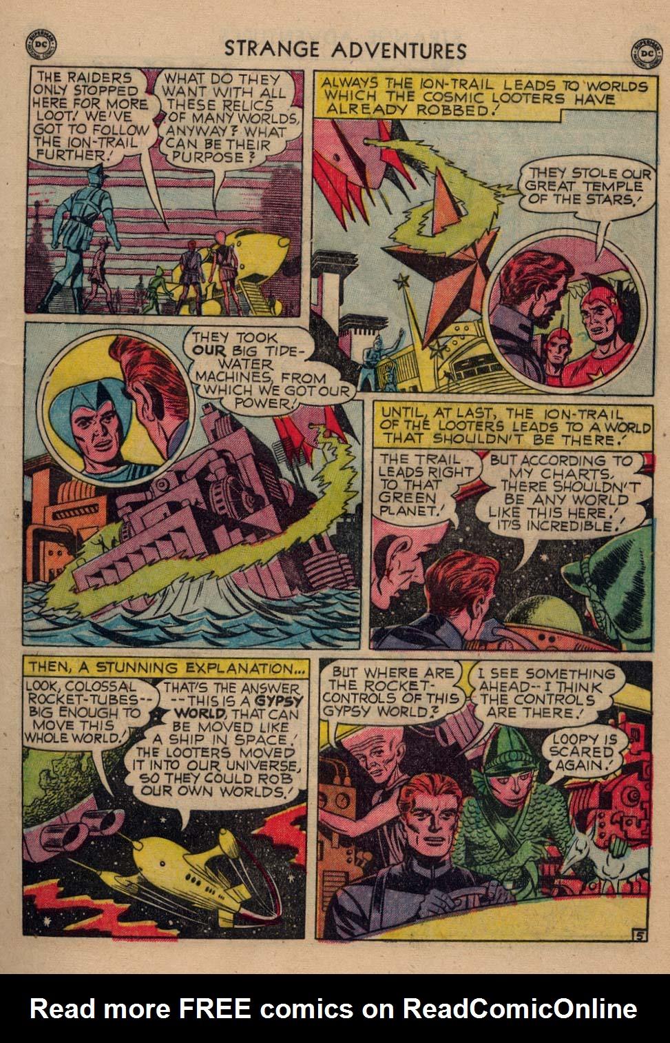 Strange Adventures (1950) issue 3 - Page 7