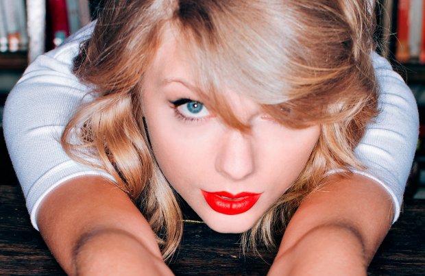 Música en imagen: Taylor Swift -'New Romantics'
