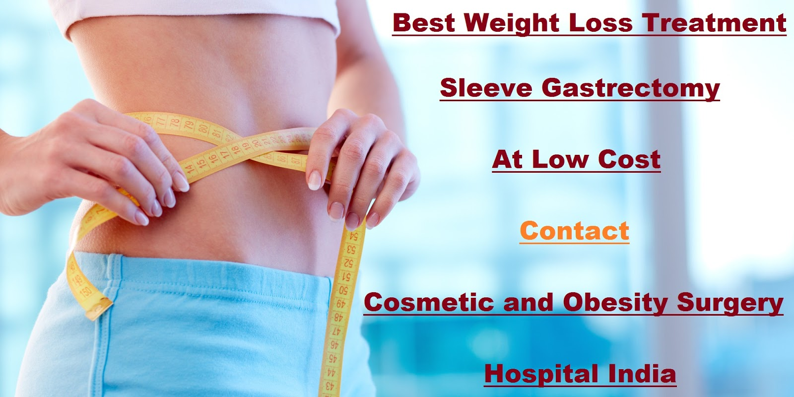 Where To Get Best Lowest Cost Sleeve Gastrectomy Treatment In India