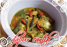 Gambar Masakan Acar Ikan Kembung Dapur Cantik