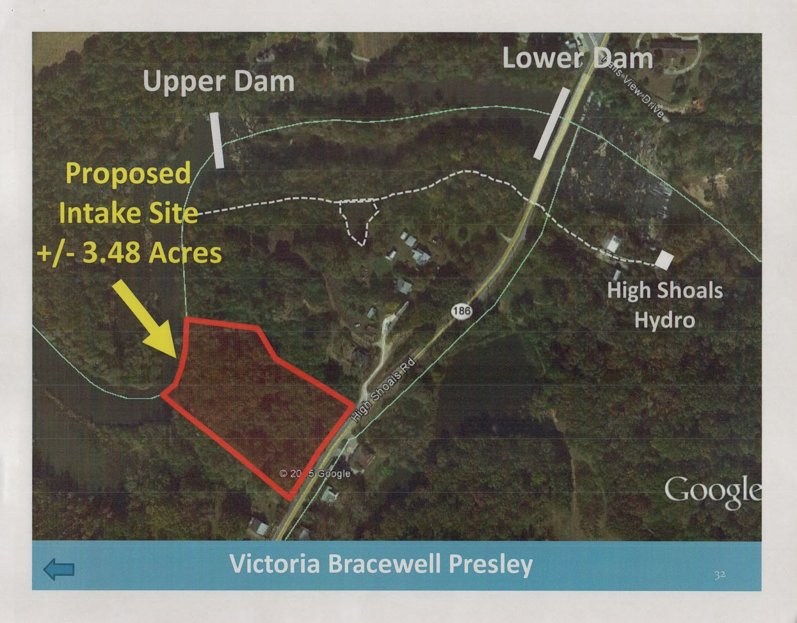 Oconee County Observations: Army Corps Of Engineers Rejected 2017