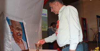 TCV Chauntra Gandhi Jayanti