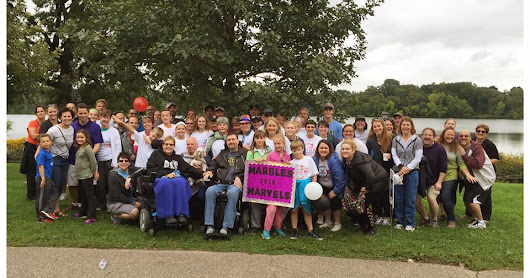Walk to Defeat ALS with Marble's Marvels